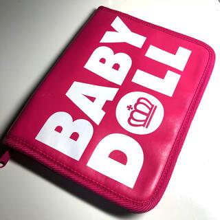 ベビードール(BABYDOLL)の★BABY DOLL★ベビードール マルチケース  ピンク(ポーチ)