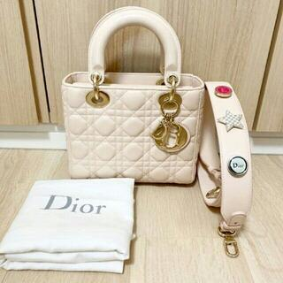Dior - 極美品 Dior レディディオール ハンドバッグ