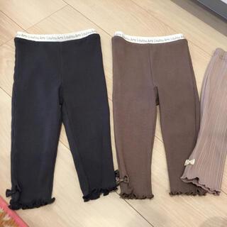 シマムラ(しまむら)のベビー レギンス セット(靴下/タイツ)
