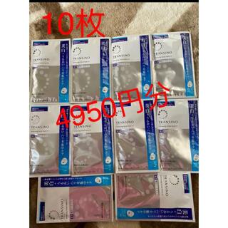 第一三共ヘルスケア - トランシーノ 薬用ホワイトニングフェイシャル EX 20ml 10枚