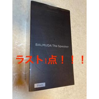 BALMUDA - バルミューダ ザ スピーカー