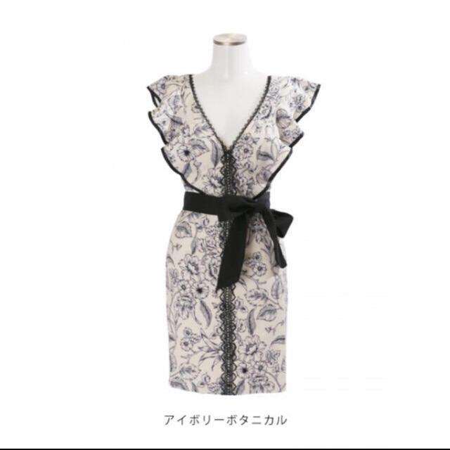 JEWELS(ジュエルズ)のジュエルズボタニカルキャバドレス レディースのフォーマル/ドレス(ナイトドレス)の商品写真