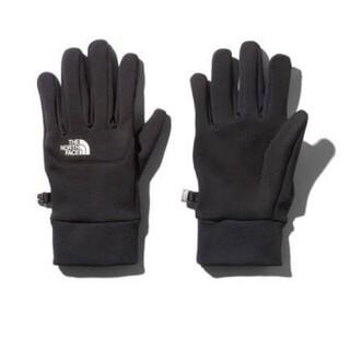 ザノースフェイス(THE NORTH FACE)の新品未使用 ノースフェイス イーチップグローブ M(手袋)