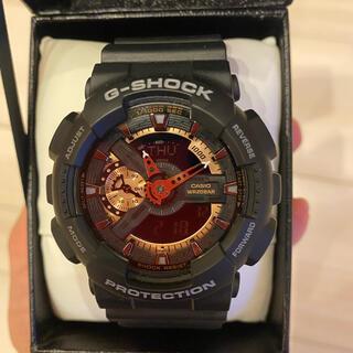 カシオ(CASIO)のG-SHOCK GA-110RG(腕時計(デジタル))
