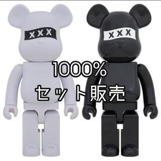メディコムトイ(MEDICOM TOY)のBE@RBRICK GOD SELECTION XXX 1000% 2体セット(その他)