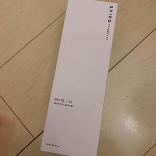 シロ(shiro)のSHIRO ホワイトリリー(洗剤/柔軟剤)
