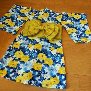 プティマイン(petit main)のプティマイン 浴衣 90(甚平/浴衣)