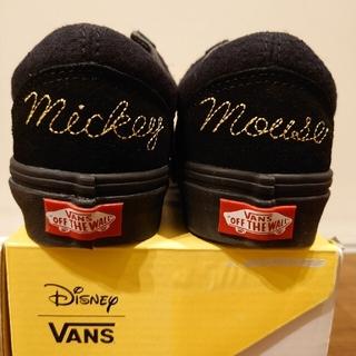 ヴァンズ(VANS)のバンズ  ディズニー ミッキー VANS Disney オールドスクール(スニーカー)