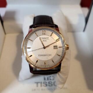 ティソ(TISSOT)のTISSOT ティソ パワーマティック80 腕時計(腕時計(アナログ))