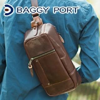バギーポート(BAGGY PORT)のBAGGY PORT バギーポート バッグオイルバケッタ ボディーバッグ (ショルダーバッグ)