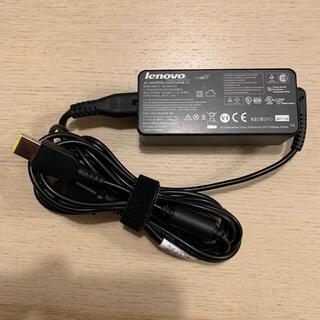 レノボ(Lenovo)の(在宅勤務に) LenovoノートPC用 純正ACアダプター(PC周辺機器)