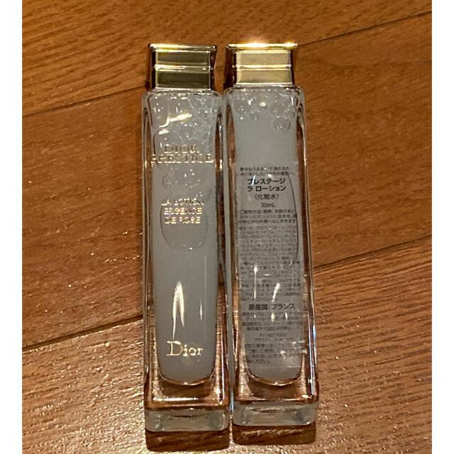 Dior(ディオール)のディオール プレステージ ラ ローション 30ml 新品 コフレ 化粧水 コスメ/美容のスキンケア/基礎化粧品(化粧水/ローション)の商品写真