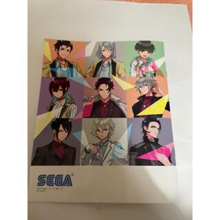 SEGA - SEGA Readyyy!プロジェクト 非売品 characterbook