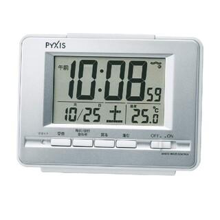 セイコー(SEIKO)の(新品) 電波式 目覚まし置き時計 [SEIKO](置時計)