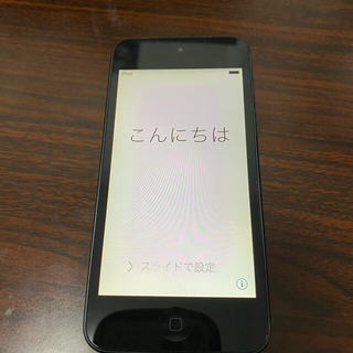 iPod touch - iPod touch5世代 ブラック