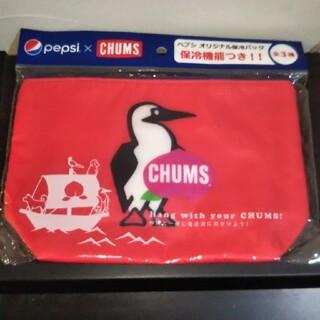 チャムス(CHUMS)のpepsi×CHUMS ペプシオリジナル保冷バッグ(弁当用品)