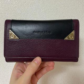 シーバイクロエ(SEE BY CHLOE)のSeeByChloe 財布(財布)
