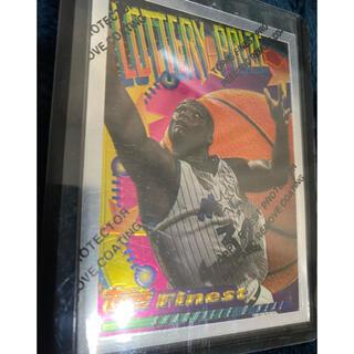 【レアカード】NBAスーパースター シャキールオニール エンボスカード(シングルカード)