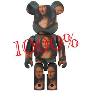 メディコムトイ(MEDICOM TOY)のBE@RBRICK LEONARDDEVINCI Mona Lisa 1000%(その他)