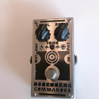 Rodenberg commander ギター&ベース用 ディストーション(エフェクター)