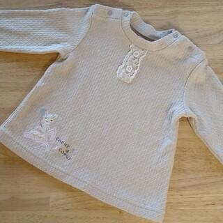 クーラクール(coeur a coeur)の※SALE※【クーラクール】女の子ベビー服 カットソー うさぎ 80(Tシャツ)