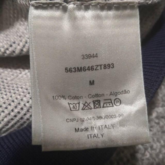DIOR HOMME(ディオールオム)のDIOR HOMME ディオールオム 2015ss セーター ニット M メンズのトップス(ニット/セーター)の商品写真