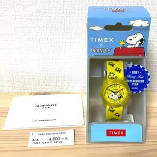 タイメックス(TIMEX)の新品 TIMEX × PEANUTS SNOOPY WATCH スヌーピー 時計(腕時計)