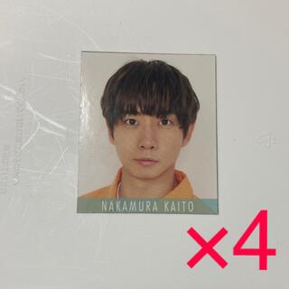中村海人 データカード デタカ Myojo(アイドルグッズ)