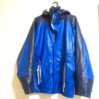 シマノ(SHIMANO)のシマノ  船釣り用 マリンスーツ ジャケット LL(ウエア)