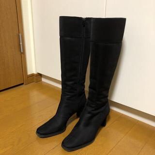 ギンザカネマツ(GINZA Kanematsu)の銀座かねまつ  レインブーツ 23cm (ブーツ)