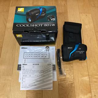 ニコン(Nikon)のTAKE様専用Nikon ゴルフ用レーザー距離計 COOLSHOT 80i VR(その他)