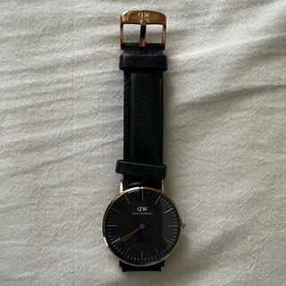 ダニエルウェリントン(Daniel Wellington)の腕時計(腕時計)