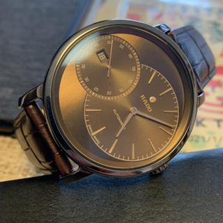 ラドー(RADO)のラドー ダイヤマスター グランド セコンド(腕時計(アナログ))