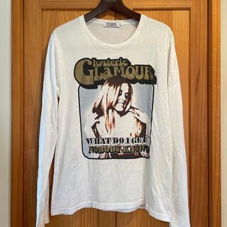 HYSTERIC GLAMOUR - ヒステリックグラマー TシャツM