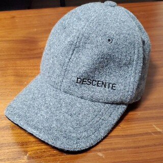 デサント(DESCENTE)の値下げ デサントゴルフ キャップ 耳あて付き(その他)