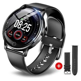 スマートウォッチ 活動量計IP67防水(腕時計(デジタル))