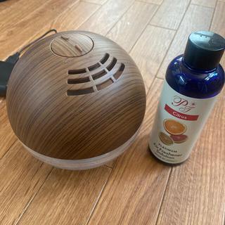 空気清浄機 wood crafs(空気清浄器)