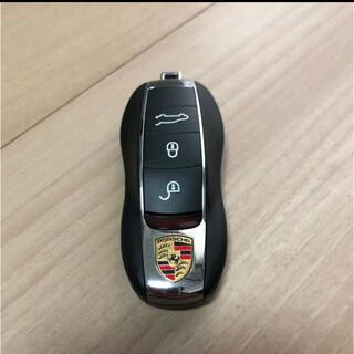 ポルシェ(Porsche)のポルシェ カイエン リモコンキー (車内アクセサリ)