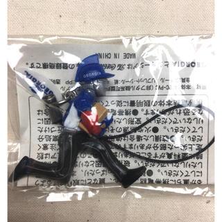 コカコーラ(コカ・コーラ)の非売品 ジョージア 働く ウルトラセブン フィギュア ストラップ(アニメ/ゲーム)