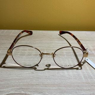 ケイトスペードニューヨーク(kate spade new york)のケイトスペード Kate spade new york 眼鏡 【未使用】(サングラス/メガネ)
