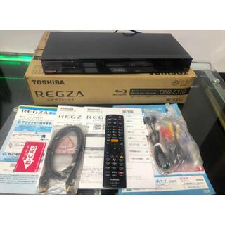 トウシバ(東芝)の専用です。完動超外付HDD可!東芝DBR-Z310ブルー未使用品(ブルーレイレコーダー)