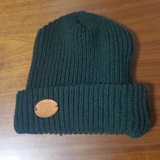 イルビゾンテ(IL BISONTE)の値下げ イルビゾンテ ニット帽 ニットキャップ(ニット帽/ビーニー)
