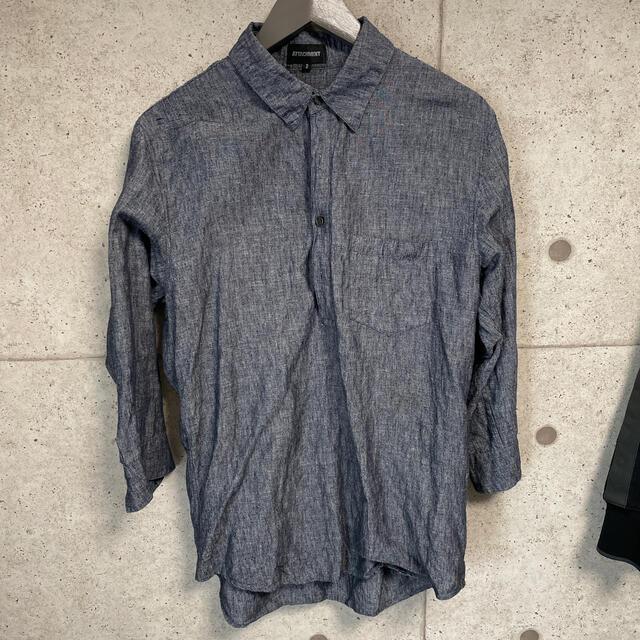 ATTACHIMENT(アタッチメント)のアタッチメント プルオーバーシャツ メンズのトップス(シャツ)の商品写真