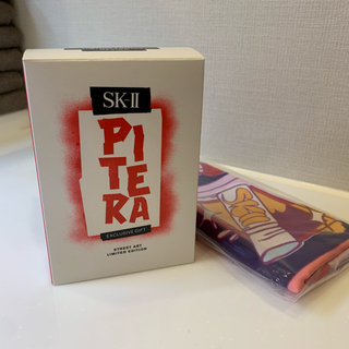 SK-II - 【新品未開封】SK-II 洗顔・ふきとり化粧水・乳液・スカーフ