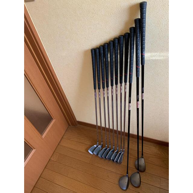 wilson(ウィルソン)のウィルソン ゴルフクラブセット レディース スポーツ/アウトドアのゴルフ(クラブ)の商品写真