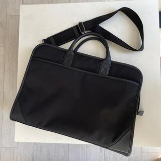 ムジルシリョウヒン(MUJI (無印良品))の【美品】ビジネスバッグ 無印良品(ビジネスバッグ)
