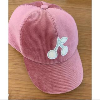 ボンポワン(Bonpoint)のbonpoint 新品キャップ(帽子)