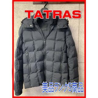 TATRAS - 新品同様 タトラス/TATRAS GESSO ダウンジャケット メンズ 黒