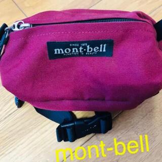 モンベル(mont bell)のmontbell☆ウエストポーチ(ボディバッグ/ウエストポーチ)
