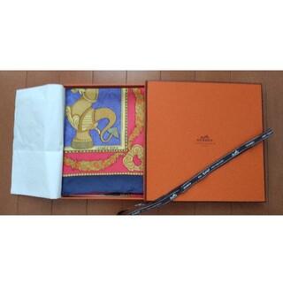 エルメス(Hermes)のHERMES スカーフ カレ90  最終お値下げ(バンダナ/スカーフ)